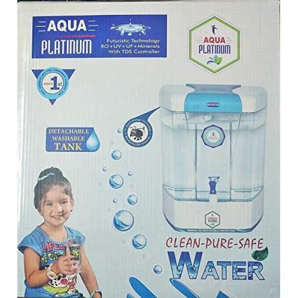 Aqua Platinum