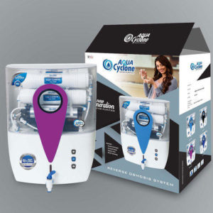 Aqua Cyclone Water Purifier