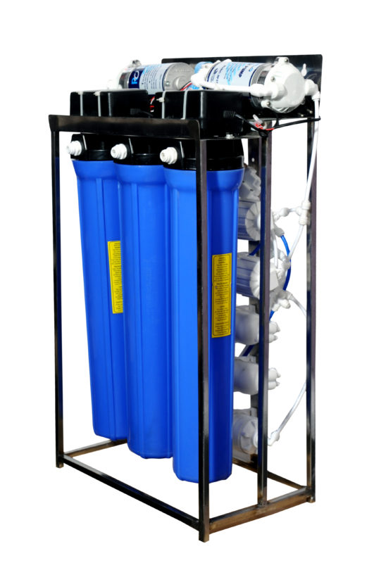 Aqua 50 LPH RO Plant